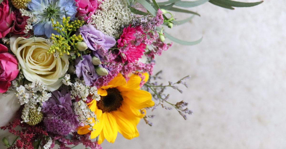 Mariage E&M - Atelier floral La Saladelle
