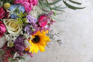 Bouquet Elena - Mariage E&M - Atelier floral La Saladelle