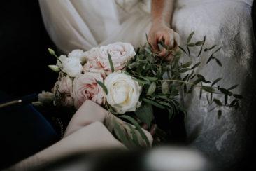 Bouquet de mariée - Tiphaine & Julien  (Photo Cyrielle Riba)