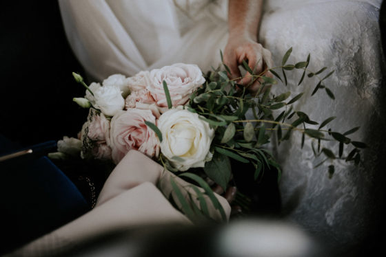 Bouquet de mariée - Tiphaine & Julien (Photo Cyrielle Riba)