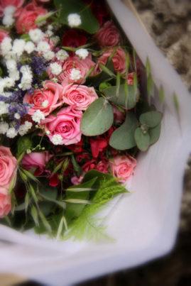 Bouquet - Atelier floral - La Saladelle - Perpignan