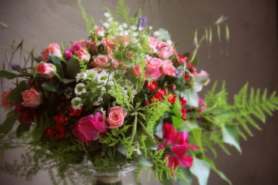 Bouquet champêtre - Atelier floral - La Saladelle - Perpignan
