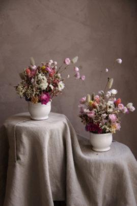 Petit bouquet fleurs séchées - La Saladelle - Atelier décoration florale