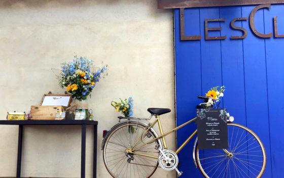 Mariage 2018 H&F - La Saladelle - Décoration florale Sud de la France