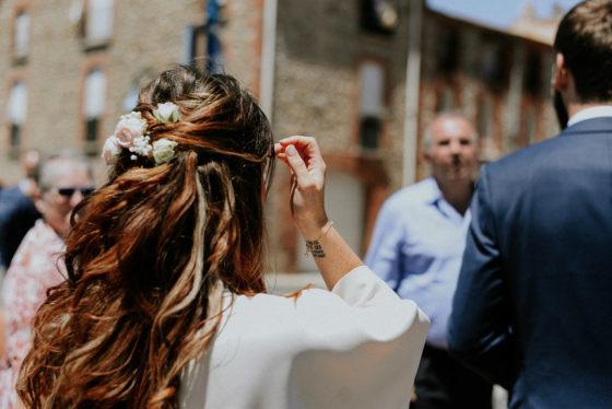 Mariage Tiphaine & Julien - La Saladelle - (Photos Cyrielle RIBA GIORGI)