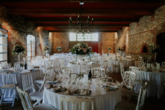 Mariage Tiphaine & Julien - salle de réception - La Saladelle - (Photos Cyrielle RIBA GIORGI)