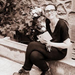 Estelle-floral designer-South of France- La Saladelle